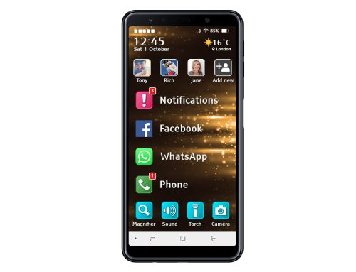 Samsung Galaxy A7 with Zone V